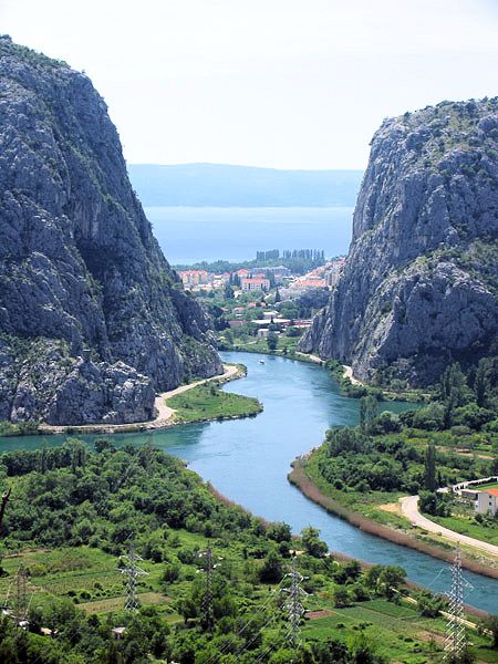 The Omis Riviera, Central Dalmatia