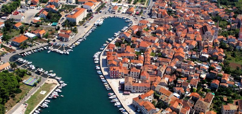 Stari-Grad in the island of Hvar