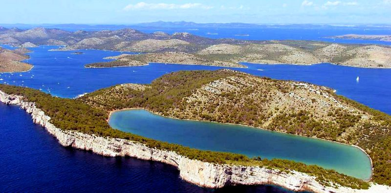 The Kornati Islands, Zadar County, North Dalmatia