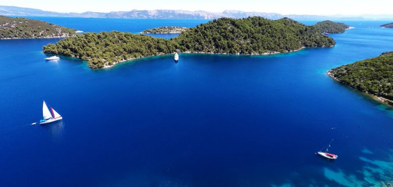 Mljet National Park, Dalmatia