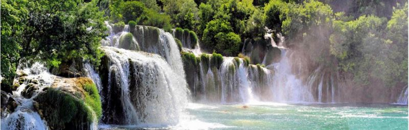 Krka National Park, Šibenik County, North Dalmatia