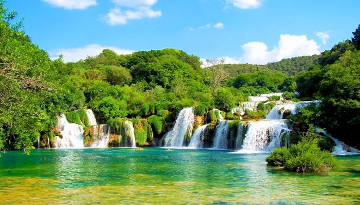 Krka National Park - Krka waterfalls