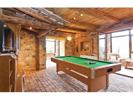 Pool / Snooker room