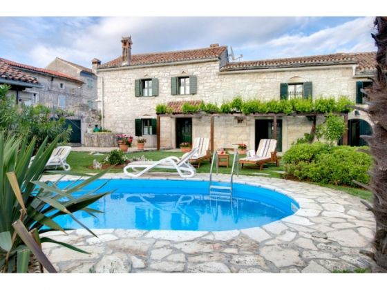 Luxury property with pool Rovinj
