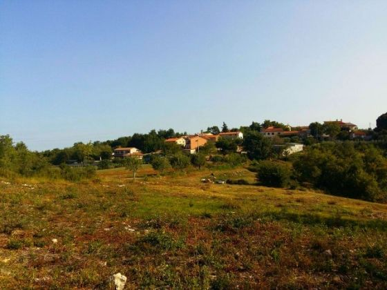 Building land for sale in Vižinada