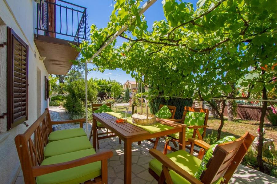 Beautiful semi detached house in Nova Vas, Porec