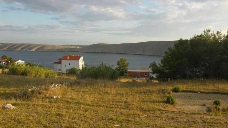 Building plot for sale - island of Pag Croatia