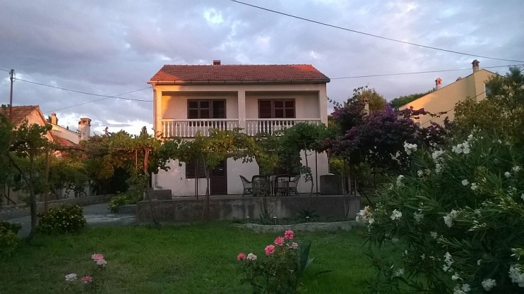 Detached house for sale on the lovely island of Ugljan