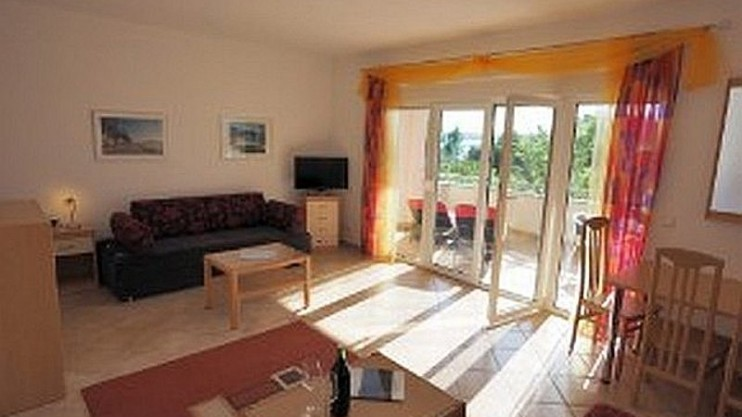 Great holiday apartment in Zavala island of Hvar