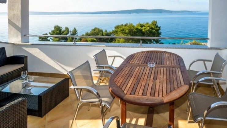 Holiday apartment for sale - Zavala Hvar island